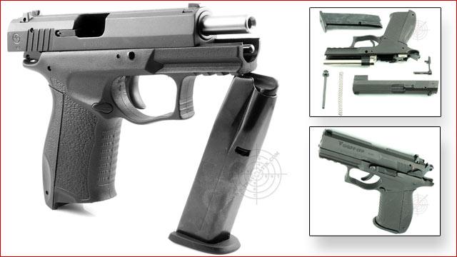 Травматичний пістолет Форт-17Р