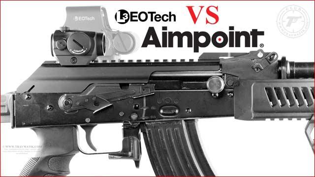 Aimpoint vs EOTech. Выбор прицела для карабина.