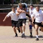 Чемпионат Украины по многоборью среди телохранителей. 01