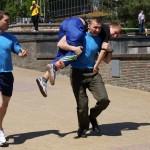 Чемпионат Украины по многоборью среди телохранителей. 02