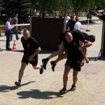 Чемпионат Украины по многоборью среди телохранителей. 05