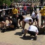 Чемпионат Украины по многоборью среди телохранителей. 10