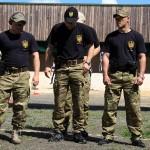 Чемпионат Украины по многоборью среди телохранителей. 107