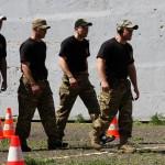 Чемпионат Украины по многоборью среди телохранителей. 111