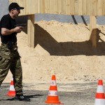 Чемпионат Украины по многоборью среди телохранителей. 113