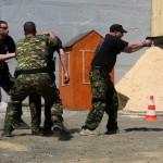 Чемпионат Украины по многоборью среди телохранителей. 120