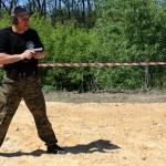 Чемпионат Украины по многоборью среди телохранителей. 125