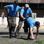 Чемпионат Украины по многоборью среди телохранителей. 127