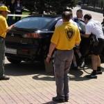 Чемпионат Украины по многоборью среди телохранителей. 13