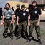 Чемпионат Украины по многоборью среди телохранителей. 135