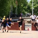 Чемпионат Украины по многоборью среди телохранителей. 14