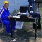 Чемпионат Украины по многоборью среди телохранителей. 147