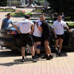 Чемпионат Украины по многоборью среди телохранителей. 15