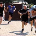 Чемпионат Украины по многоборью среди телохранителей. 16