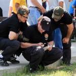 Чемпионат Украины по многоборью среди телохранителей. 183
