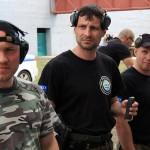 Чемпионат Украины по многоборью среди телохранителей. 199