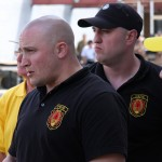 Чемпионат Украины по многоборью среди телохранителей. 201