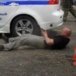 Чемпионат Украины по многоборью среди телохранителей. 203