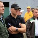 Чемпионат Украины по многоборью среди телохранителей. 205