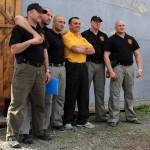 Чемпионат Украины по многоборью среди телохранителей. 207