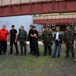 Чемпионат Украины по многоборью среди телохранителей. 208