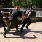 Чемпионат Украины по многоборью среди телохранителей. 22