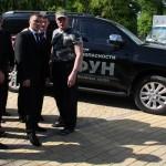 Чемпионат Украины по многоборью среди телохранителей. 37