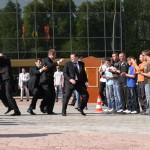 Чемпионат Украины по многоборью среди телохранителей. 42
