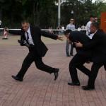 Чемпионат Украины по многоборью среди телохранителей. 51