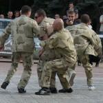 Чемпионат Украины по многоборью среди телохранителей. 53