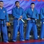 Чемпионат Украины по многоборью среди телохранителей. 57