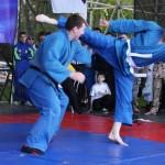 Чемпионат Украины по многоборью среди телохранителей. 58