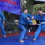Чемпионат Украины по многоборью среди телохранителей. 60