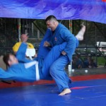 Чемпионат Украины по многоборью среди телохранителей. 62