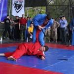 Чемпионат Украины по многоборью среди телохранителей. 77