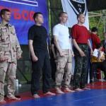 Чемпионат Украины по многоборью среди телохранителей. 78