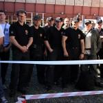Чемпионат Украины по многоборью среди телохранителей. 81