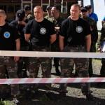 Чемпионат Украины по многоборью среди телохранителей. 87