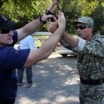 37. Крав-мага, пистолет, активная самооборона, SEAPATROL в г. Донецк – УКРАИНА.