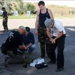 43. Крав-мага, пистолет, активная самооборона, SEAPATROL в г. Донецк – УКРАИНА.