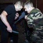 03. Защита от ножа и устранение угрозы. Крав-мага. SEAPATROL.