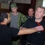 10. Защита от ножа и устранение угрозы. Крав-мага. SEAPATROL.