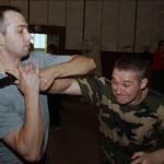 12. Защита от ножа и устранение угрозы. Крав-мага. SEAPATROL.