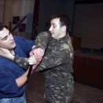 16. Защита от ножа и устранение угрозы. Крав-мага. SEAPATROL.