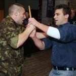 38. Защита от ножа и устранение угрозы. Крав-мага. SEAPATROL.
