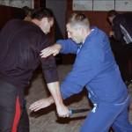 39. Защита от ножа и устранение угрозы. Крав-мага. SEAPATROL.