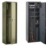 10. Сейфы, оружейные сейфы и металлические шкафы.