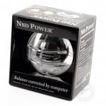 5. Powerball. Гироскопический тренажёр «NSD Powerball Diablo 350Hz Metal Pro».