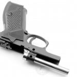 12. ММГ ФОРТ-12Р. Массогабаритный макет пистолета Форт-12Р.