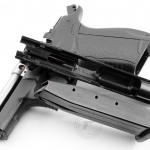 03. ММГ ФОРТ-17Р. Массогабаритный макет пистолета Форт-17Р.
